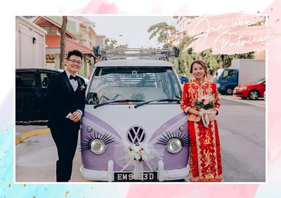 Jiawen & Patricia