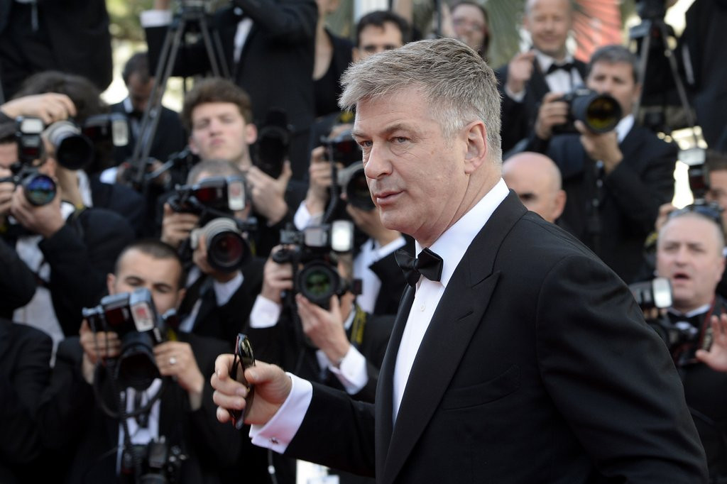 . <p>7. (tie) ALEC BALDWIN <p>Schemes to get out of the public eye by getting his own show on MSNBC. (unranked) <p>    (Anne-Christine Poujoulat/AFP/Getty Images)