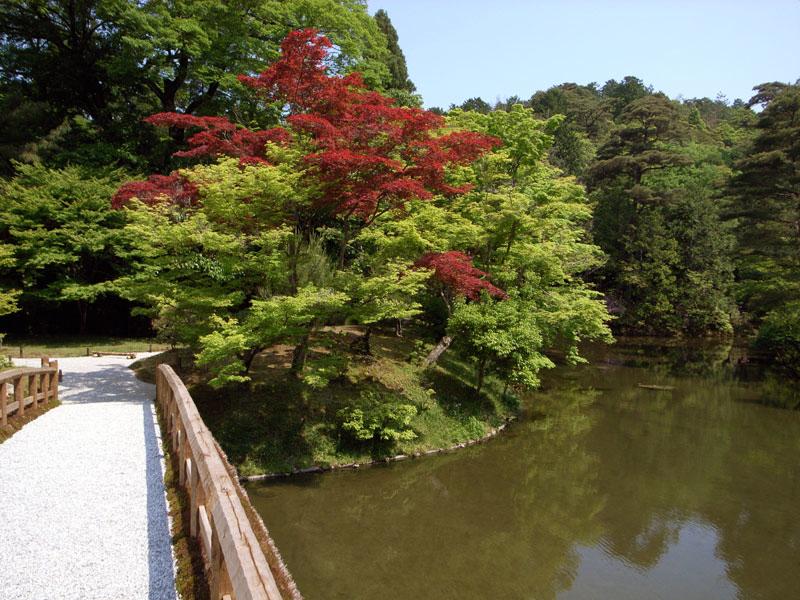Shugakuin Rikyu Bridge