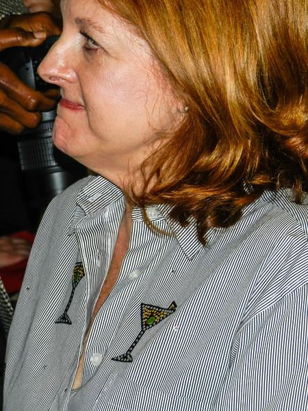 Susan Wearing Martinis