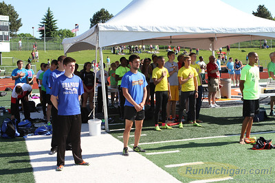 Miscellaneous - 2014 MHSAA LP T&F Finals