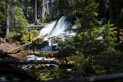 Camping N. Cal & Oregon - Diamond & Crater Lake