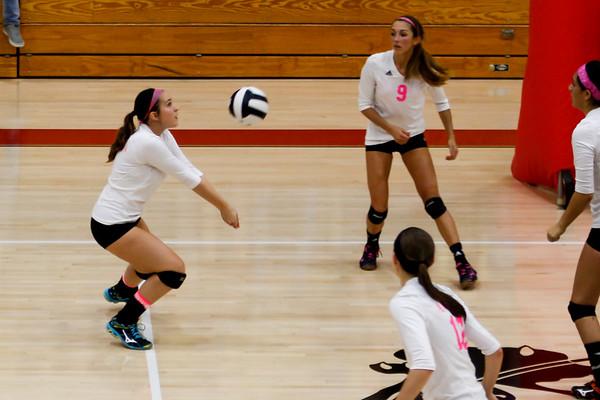 AHS Volleyball at Prairie Heights