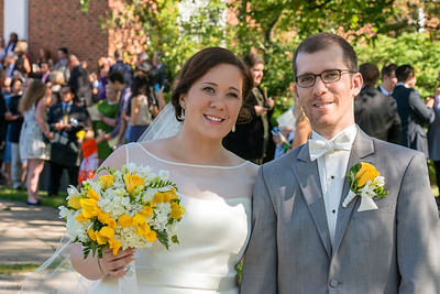 Josh and Andrea wedding