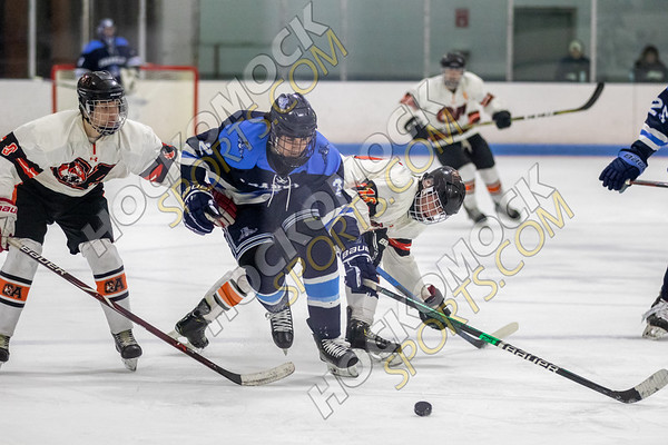 Oliver Ames-Franklin Boys Hockey - 01-04-20