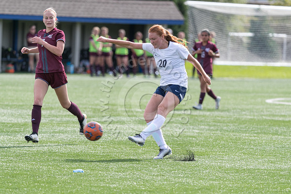 Wheaton College Women's Soccer vs Puget Sound, August 30, 2019