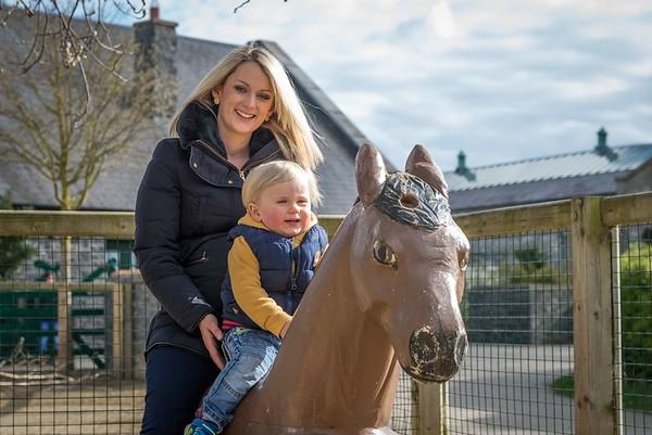 Hugo & Jamie - Dublin Zoo