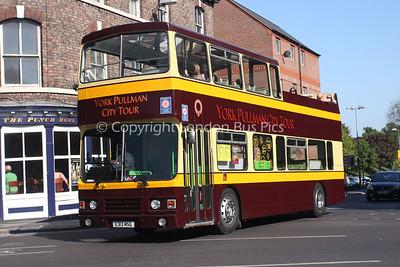York Pullman (bus operations in York)