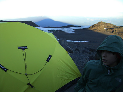 Mt Adams August 2007