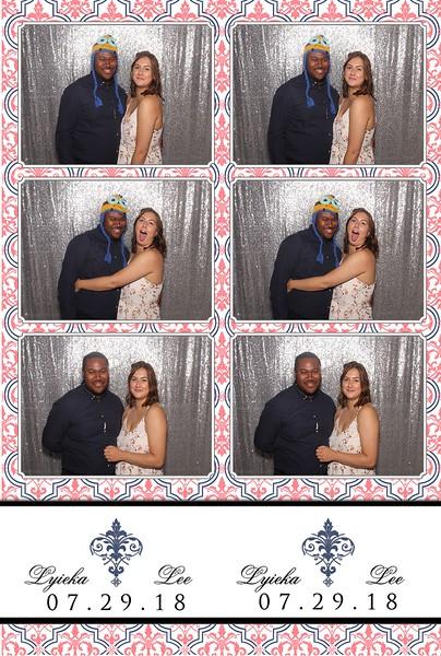 Lyieka & Lee's Wedding (07/29/18)