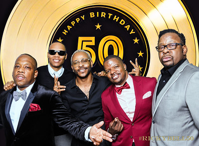 Ricky Bell's 50th Bday Party