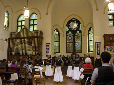 Ordination of Elaine Connolly