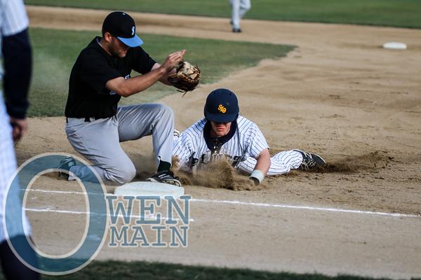 2015 Blues Baseball