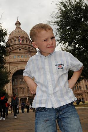 Savannah FWC Choir Trip to Austin Capitol 2011