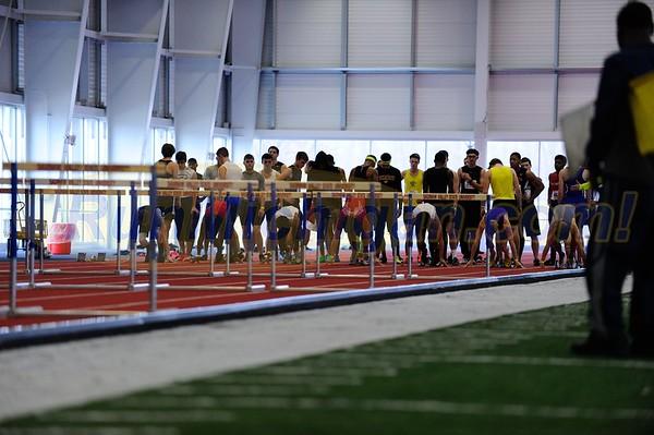 Boys' 60 Meter Hurdle Prelims - 2018 MITS State Meet