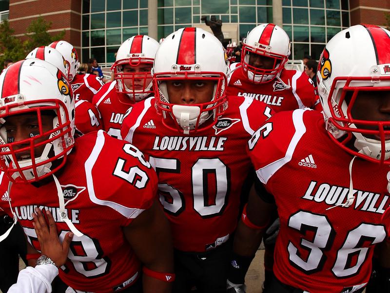 Louisville v Arkansas State