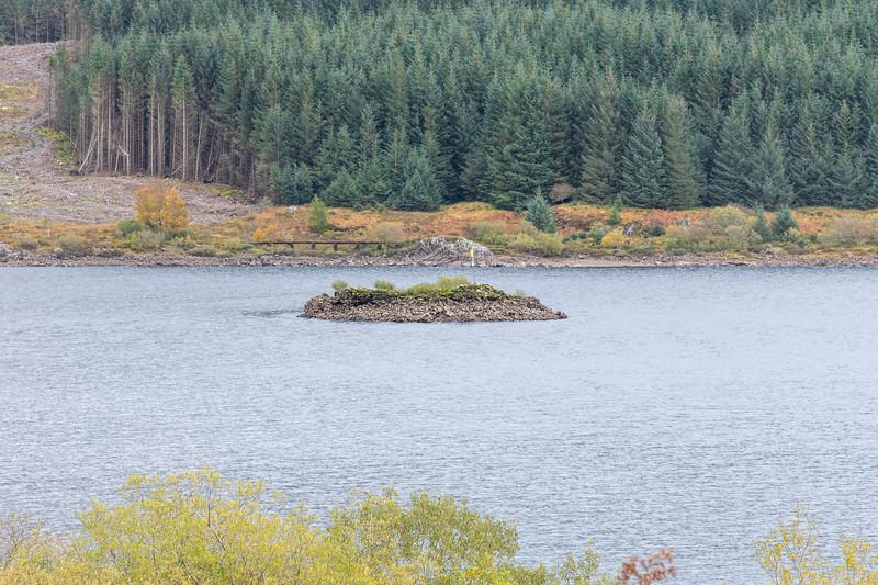 Loch Doon Ayrshire Scotland