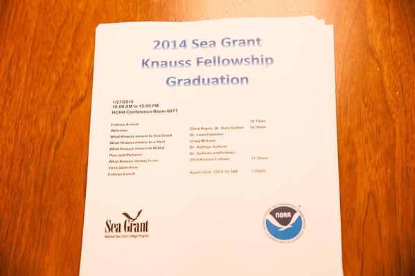 Knauss Fellows 2014