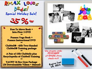 RMAX Fathers Day Special