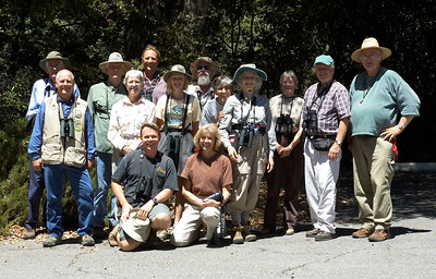 Palomar Audubon Group Picture