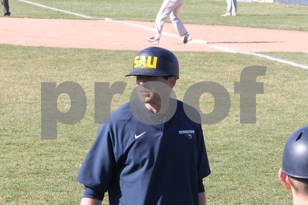 Spring Arbor University vs Goshen Baseball 4-9-19