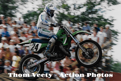 Thom Veety Action Photos Archive - 1985 & 1986