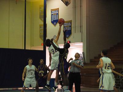 12/3/13 Freshman & JV Basketball v. Lake Braddock