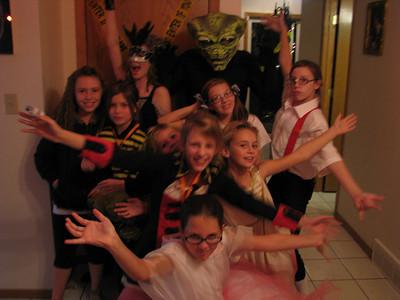 Emma's Halloween Party