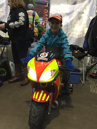 Newark Classic Bike Show - 7th January 2017