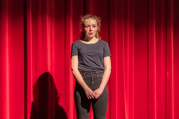 DS Middle School Theater's Production of The Blue and The Grey - Dress Rehearsal, Wed, Feb 19, 2020