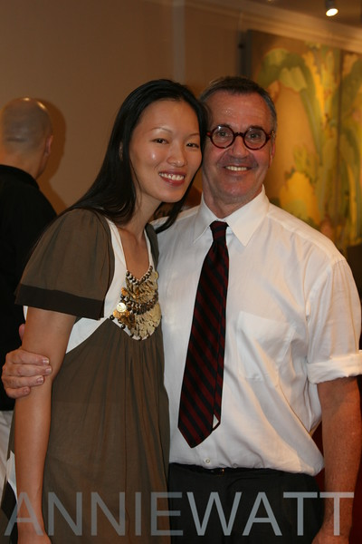 Sept. 16, 2008 - MICHAEL VOLLBRACHT Debuts Private Collection at Wally Findlay Galleries