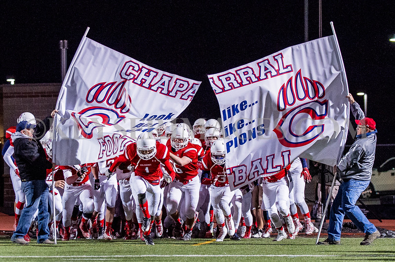 2015 Chaparral vs Valor (Playoffs)