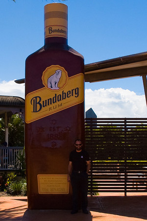 Bundaberg Rum Distillery