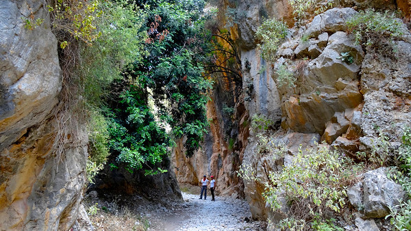 Imbros Gorge video