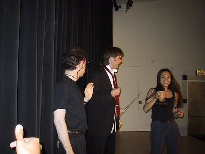 Spring 2001 Concert