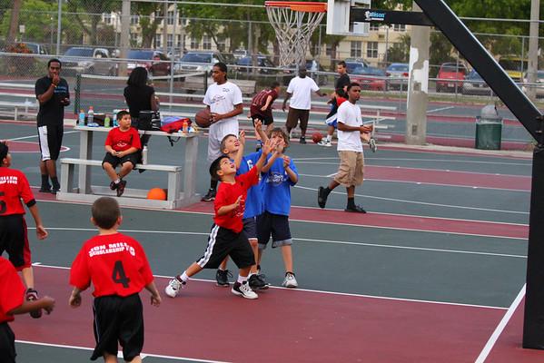 4-25-11 Magic Basketball