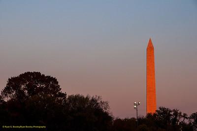 DC Sunrises & Sunsets