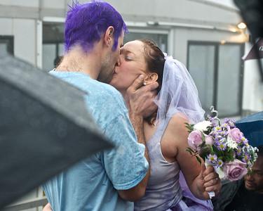 Judy & Adam's NYE and Wedding (2010/2011)