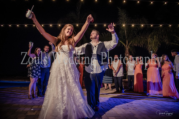 Kelsey & Eric Recep 3