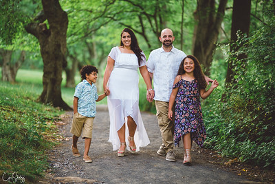 CLARISSA & JOSE ENG & FAMILY
