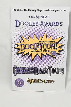 8-24-2019 Dooley Awards - 33rd Annual @ Runway Theatre