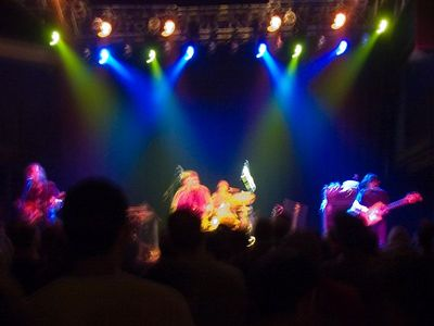 july 20th 2005 - Teenage Fanclub at the 9:30 Club