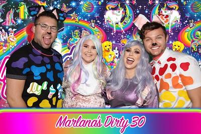 Mariana's 30th