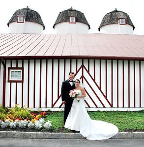 Catrambone / Schaffer ~ wedding ~ Normandy Farm