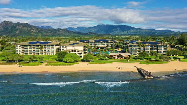 Waipouli Beach Resort video by Alohaphotodesign