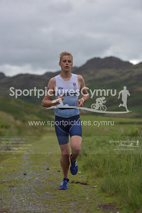 The Snowman Triathlon - Mens Run at 2.3kM