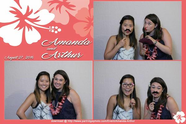 Amanda & Arthur