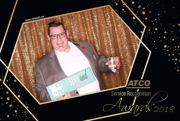 ATCO Service Recognition Award 2018 Calgary