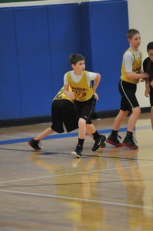 Basketball Race 2012 6th