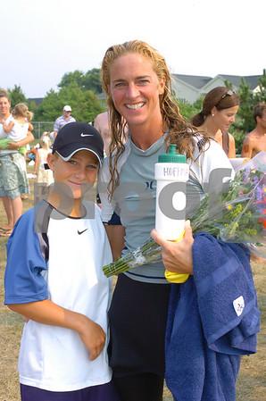 2005 Maggie Fischer Cross Bay Swim